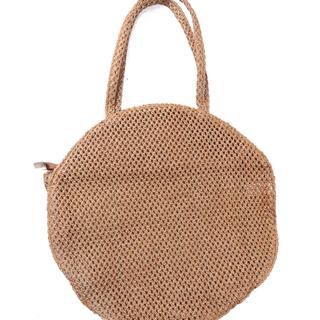 Handtas met schelpen