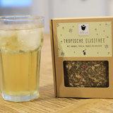 Tropische (ijs)thee